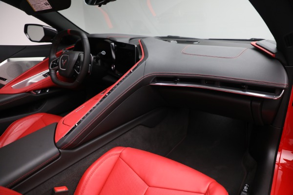 Used 2020 Chevrolet Corvette Stingray for sale Sold at Bentley Greenwich in Greenwich CT 06830 26