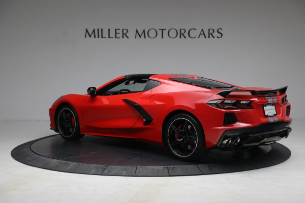 Used 2020 Chevrolet Corvette Stingray for sale Sold at Bentley Greenwich in Greenwich CT 06830 4