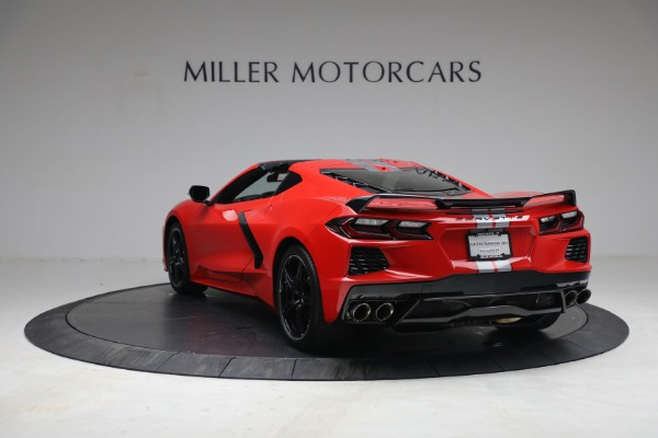 Used 2020 Chevrolet Corvette Stingray for sale Sold at Bentley Greenwich in Greenwich CT 06830 5