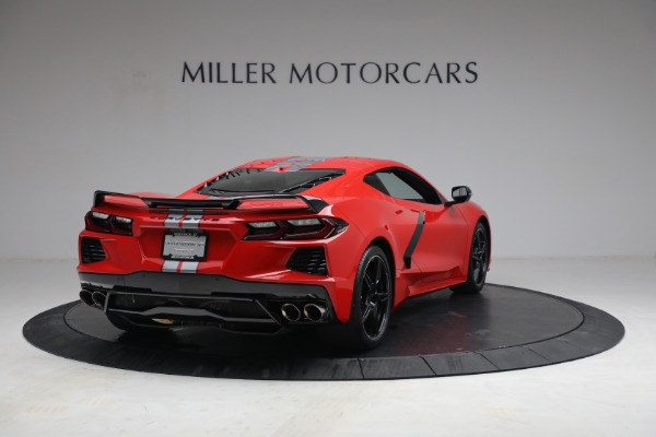 Used 2020 Chevrolet Corvette Stingray for sale Sold at Bentley Greenwich in Greenwich CT 06830 6