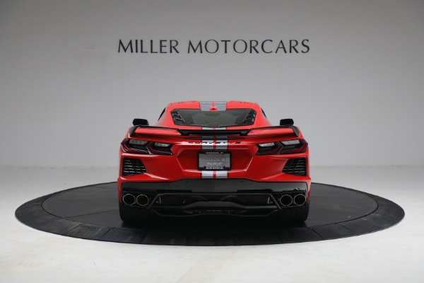 Used 2020 Chevrolet Corvette Stingray for sale Sold at Bentley Greenwich in Greenwich CT 06830 7