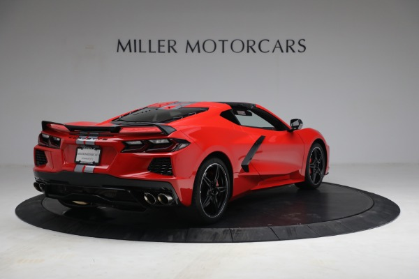 Used 2020 Chevrolet Corvette Stingray for sale Sold at Bentley Greenwich in Greenwich CT 06830 8