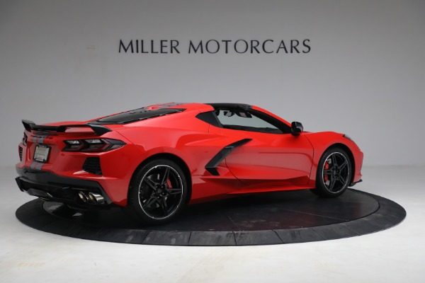 Used 2020 Chevrolet Corvette Stingray for sale Sold at Bentley Greenwich in Greenwich CT 06830 9