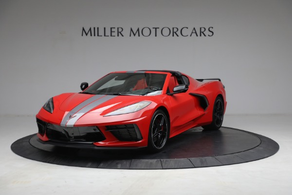 Used 2020 Chevrolet Corvette Stingray for sale Sold at Bentley Greenwich in Greenwich CT 06830 1
