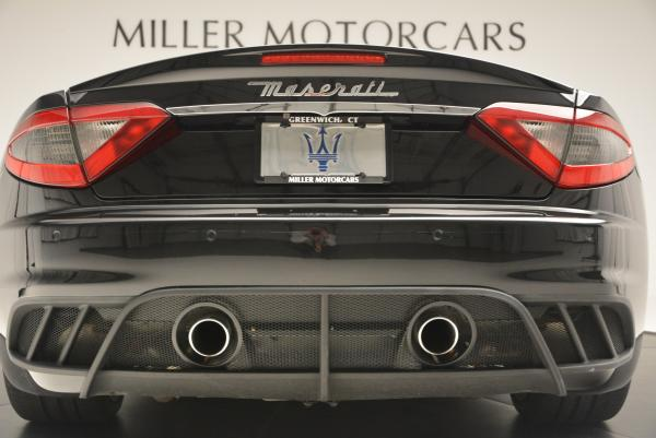 Used 2013 Maserati GranTurismo MC for sale Sold at Bentley Greenwich in Greenwich CT 06830 21