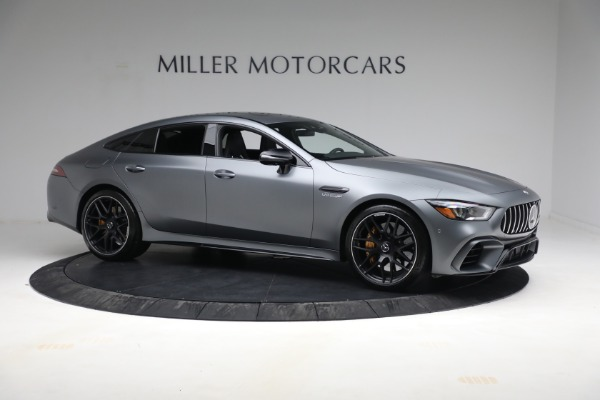 Used 2019 Mercedes-Benz AMG GT 63 for sale Call for price at Bentley Greenwich in Greenwich CT 06830 10