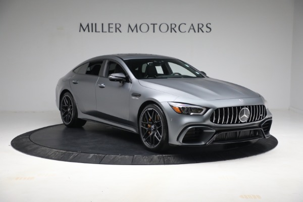 Used 2019 Mercedes-Benz AMG GT 63 for sale Call for price at Bentley Greenwich in Greenwich CT 06830 11