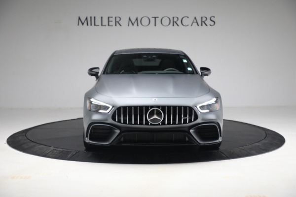 Used 2019 Mercedes-Benz AMG GT 63 for sale Call for price at Bentley Greenwich in Greenwich CT 06830 12