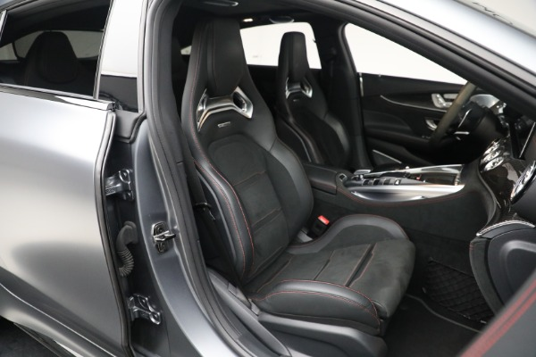 Used 2019 Mercedes-Benz AMG GT 63 for sale Call for price at Bentley Greenwich in Greenwich CT 06830 21