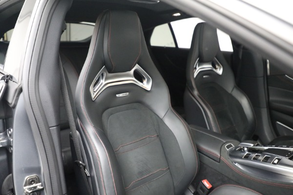 Used 2019 Mercedes-Benz AMG GT 63 for sale Call for price at Bentley Greenwich in Greenwich CT 06830 22
