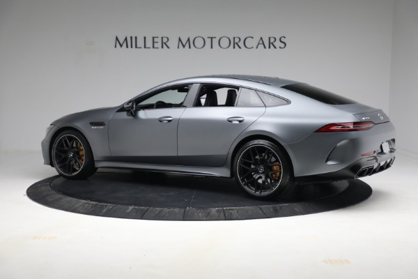 Used 2019 Mercedes-Benz AMG GT 63 for sale Call for price at Bentley Greenwich in Greenwich CT 06830 4