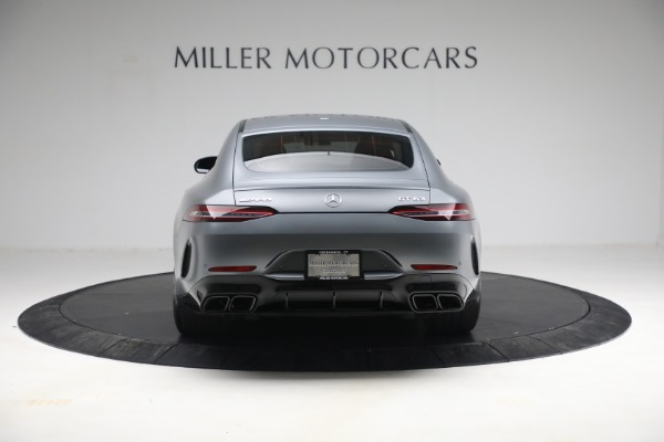 Used 2019 Mercedes-Benz AMG GT 63 for sale Call for price at Bentley Greenwich in Greenwich CT 06830 6