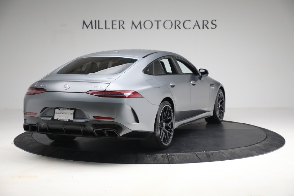 Used 2019 Mercedes-Benz AMG GT 63 for sale Call for price at Bentley Greenwich in Greenwich CT 06830 7