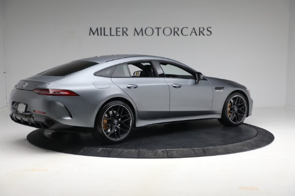 Used 2019 Mercedes-Benz AMG GT 63 for sale Call for price at Bentley Greenwich in Greenwich CT 06830 8