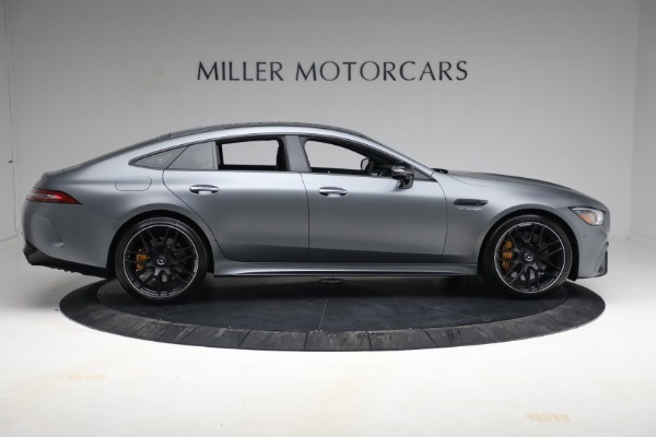 Used 2019 Mercedes-Benz AMG GT 63 for sale Call for price at Bentley Greenwich in Greenwich CT 06830 9