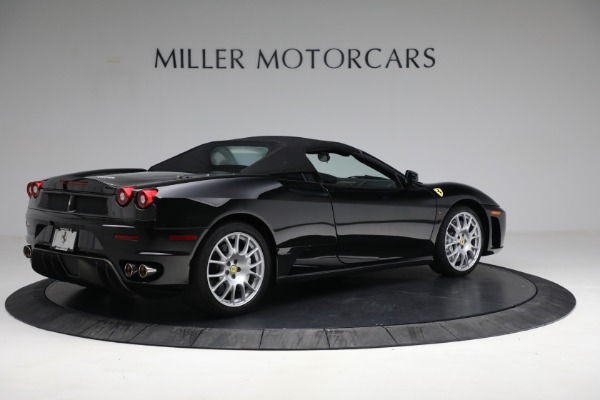 Used 2008 Ferrari F430 Spider for sale Sold at Bentley Greenwich in Greenwich CT 06830 20