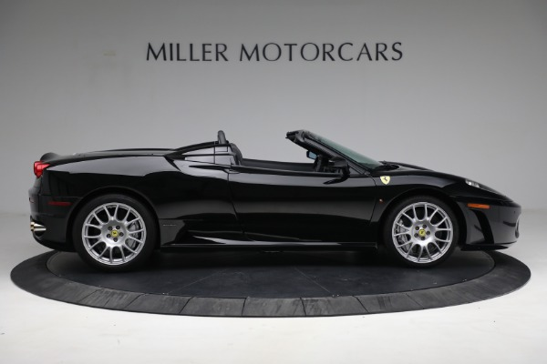 Used 2008 Ferrari F430 Spider for sale Sold at Bentley Greenwich in Greenwich CT 06830 9