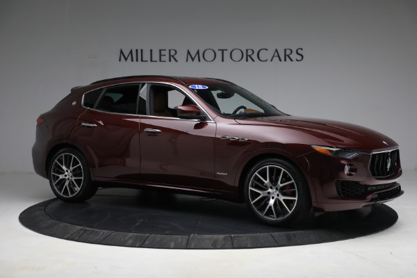 Used 2018 Maserati Levante GranSport for sale Sold at Bentley Greenwich in Greenwich CT 06830 10