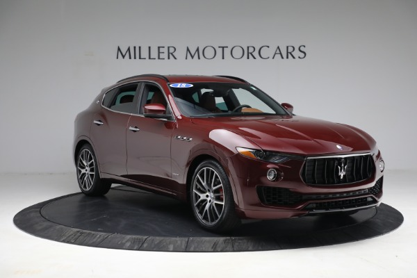 Used 2018 Maserati Levante GranSport for sale Sold at Bentley Greenwich in Greenwich CT 06830 11