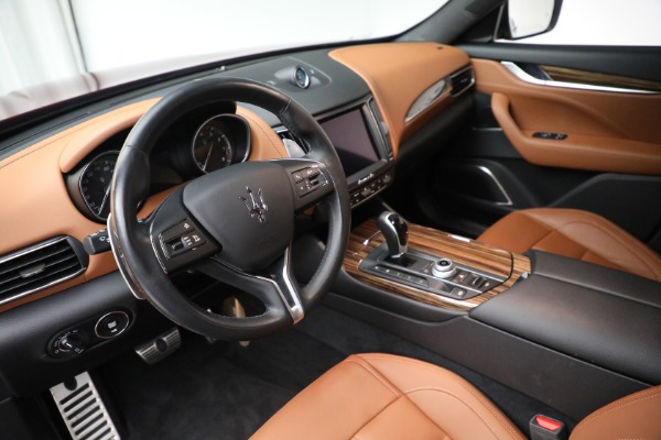 Used 2018 Maserati Levante GranSport for sale Sold at Bentley Greenwich in Greenwich CT 06830 13