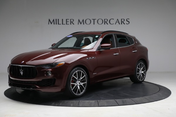Used 2018 Maserati Levante GranSport for sale Sold at Bentley Greenwich in Greenwich CT 06830 2