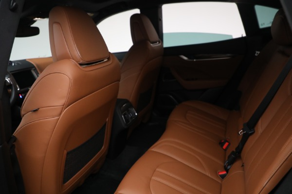 Used 2018 Maserati Levante GranSport for sale Sold at Bentley Greenwich in Greenwich CT 06830 21
