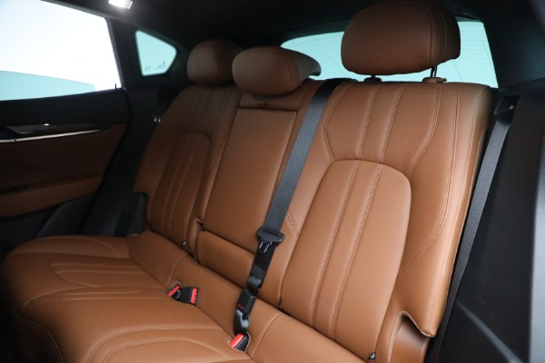 Used 2018 Maserati Levante GranSport for sale Sold at Bentley Greenwich in Greenwich CT 06830 23