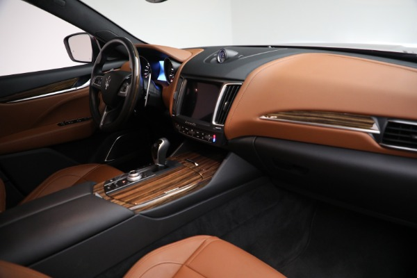 Used 2018 Maserati Levante GranSport for sale Sold at Bentley Greenwich in Greenwich CT 06830 25