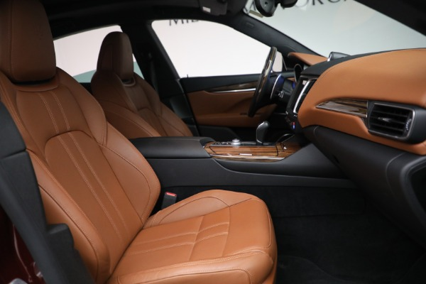Used 2018 Maserati Levante GranSport for sale Sold at Bentley Greenwich in Greenwich CT 06830 26