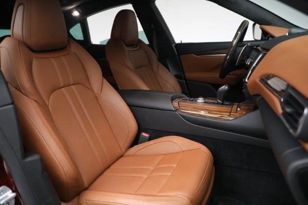 Used 2018 Maserati Levante GranSport for sale Sold at Bentley Greenwich in Greenwich CT 06830 27