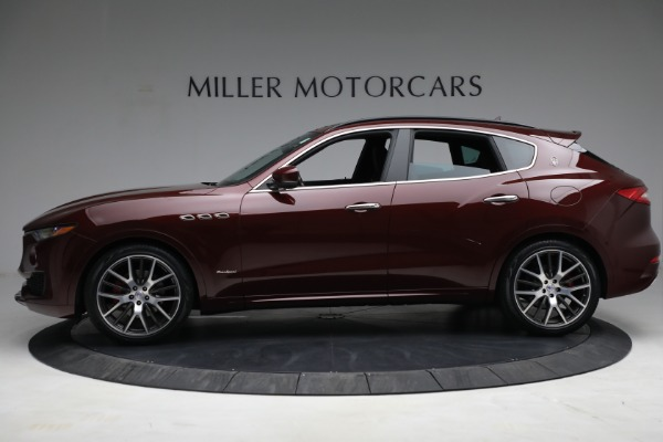 Used 2018 Maserati Levante GranSport for sale Sold at Bentley Greenwich in Greenwich CT 06830 3