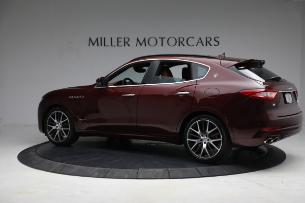 Used 2018 Maserati Levante GranSport for sale Sold at Bentley Greenwich in Greenwich CT 06830 4