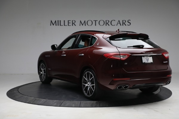 Used 2018 Maserati Levante GranSport for sale Sold at Bentley Greenwich in Greenwich CT 06830 5