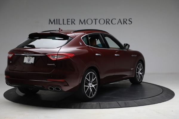 Used 2018 Maserati Levante GranSport for sale Sold at Bentley Greenwich in Greenwich CT 06830 7