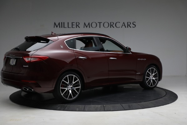 Used 2018 Maserati Levante GranSport for sale Sold at Bentley Greenwich in Greenwich CT 06830 8
