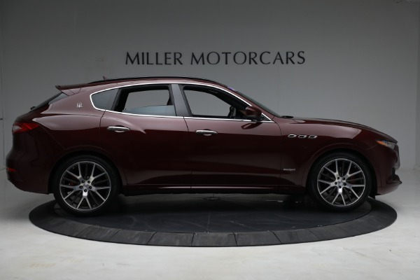 Used 2018 Maserati Levante GranSport for sale Sold at Bentley Greenwich in Greenwich CT 06830 9