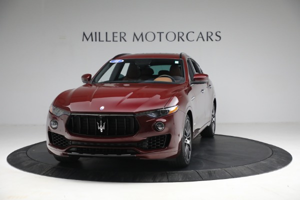 Used 2018 Maserati Levante GranSport for sale Sold at Bentley Greenwich in Greenwich CT 06830 1