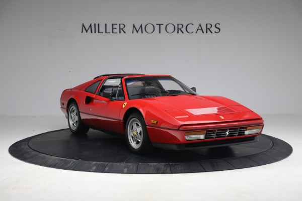 Used 1988 Ferrari 328 GTS for sale Call for price at Bentley Greenwich in Greenwich CT 06830 11
