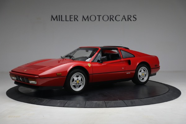 Used 1988 Ferrari 328 GTS for sale Call for price at Bentley Greenwich in Greenwich CT 06830 14