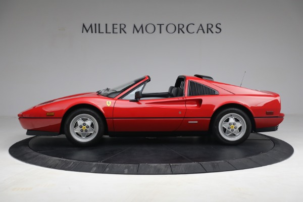 Used 1988 Ferrari 328 GTS for sale Call for price at Bentley Greenwich in Greenwich CT 06830 3