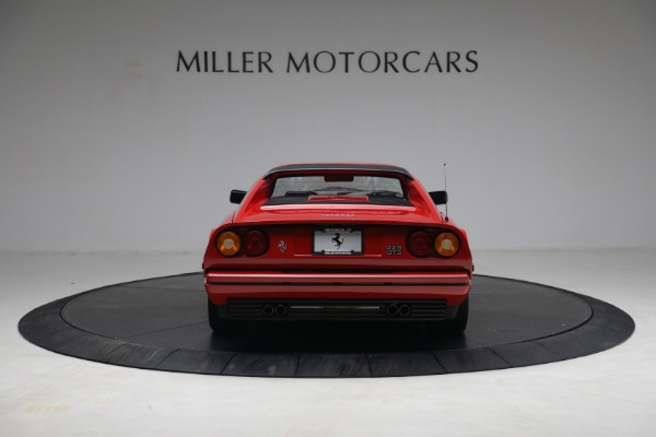Used 1988 Ferrari 328 GTS for sale Call for price at Bentley Greenwich in Greenwich CT 06830 6