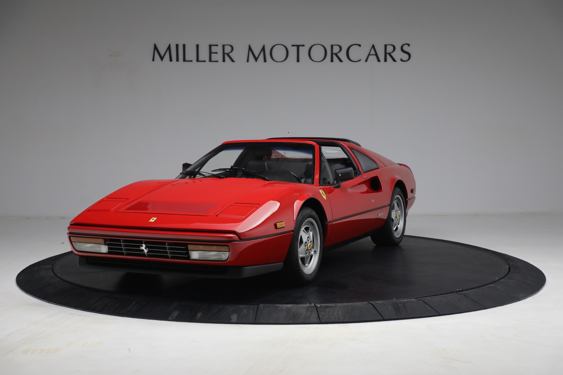 Used 1988 Ferrari 328 GTS for sale Call for price at Bentley Greenwich in Greenwich CT 06830 1