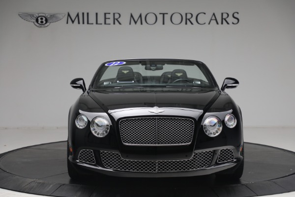 Used 2012 Bentley Continental GTC GT for sale $119,900 at Bentley Greenwich in Greenwich CT 06830 11