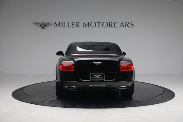 Used 2012 Bentley Continental GTC GT for sale $119,900 at Bentley Greenwich in Greenwich CT 06830 16