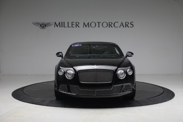 Used 2012 Bentley Continental GTC GT for sale $119,900 at Bentley Greenwich in Greenwich CT 06830 21