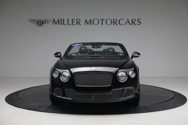 Used 2012 Bentley Continental GTC GT for sale $119,900 at Bentley Greenwich in Greenwich CT 06830 23