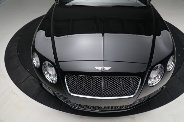 Used 2012 Bentley Continental GTC GT for sale $119,900 at Bentley Greenwich in Greenwich CT 06830 24