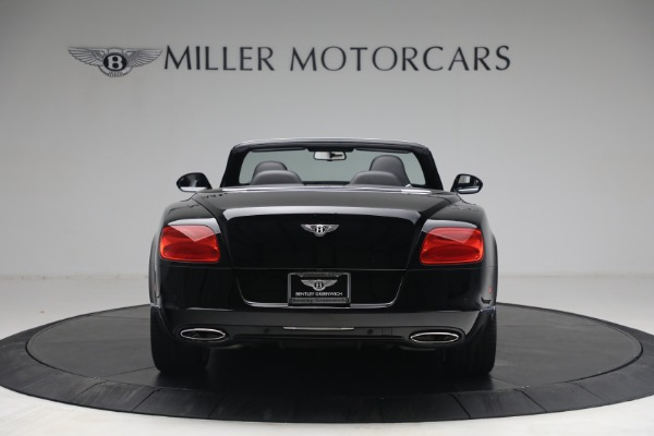 Used 2012 Bentley Continental GTC GT for sale $119,900 at Bentley Greenwich in Greenwich CT 06830 5