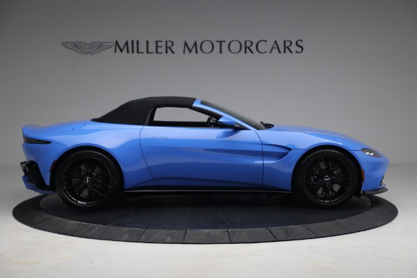 New 2021 Aston Martin Vantage Roadster for sale $186,386 at Bentley Greenwich in Greenwich CT 06830 16