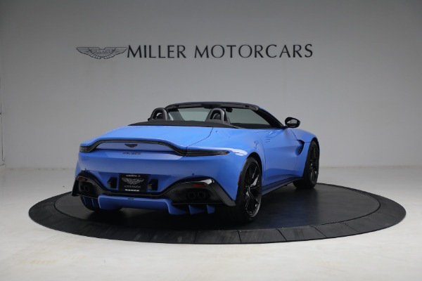 New 2021 Aston Martin Vantage Roadster for sale $186,386 at Bentley Greenwich in Greenwich CT 06830 5